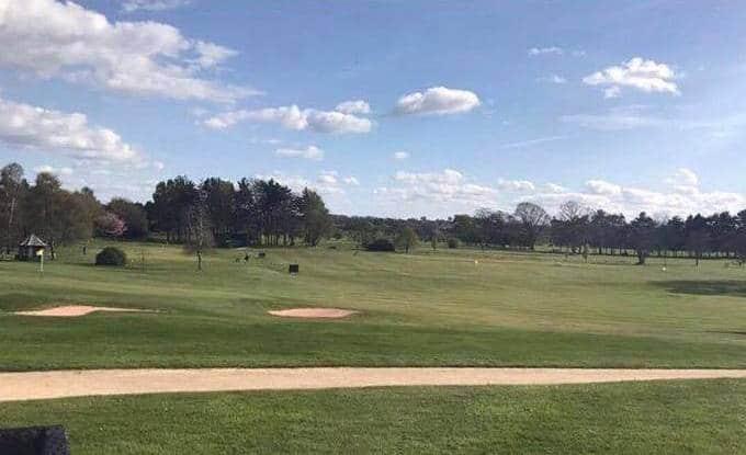 Carlisle Golf Club, golf in england