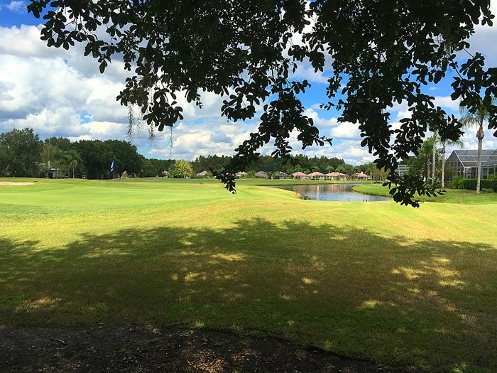Crescent Oaks Golf Course