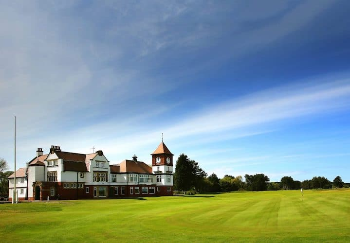 Formby Golf Club, Merseyside golf, golf in england