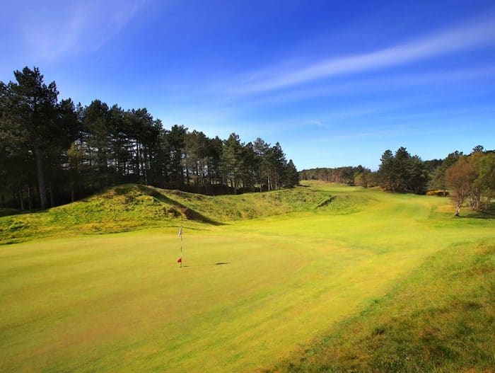 Formby Golf Club, Merseyside