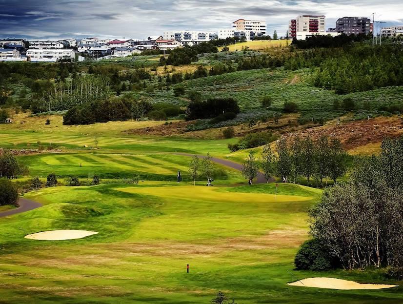 GKG Golf, golf in iceland