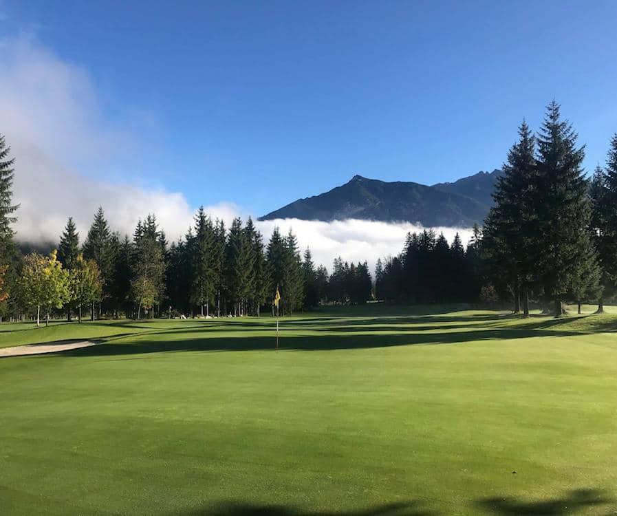 Golf Club Achensee, golf in tyrol