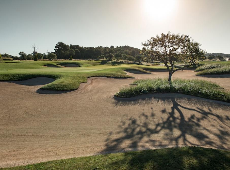 Golf Son Gual Mallorca golf in spain