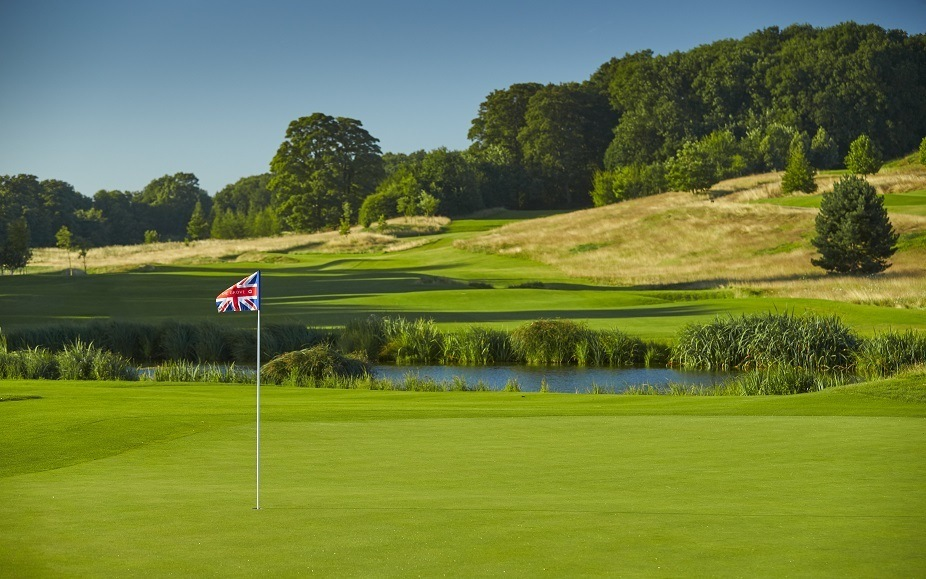The Grove Golf Course , Hertfordshire golf