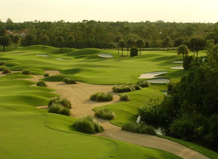 Kensington Golf & Country Club, golf in Naples florida