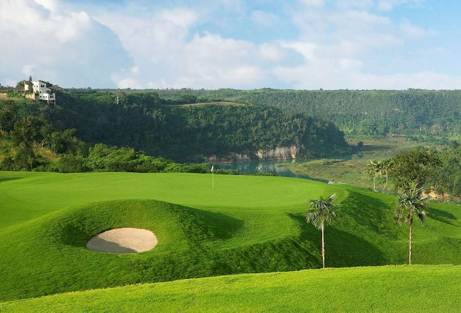 La Estancia Golf Resort, golf in dominican republic