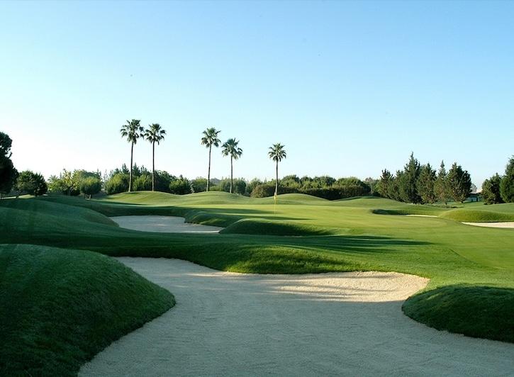 Real Club Sevilla Golf, golf in spain
