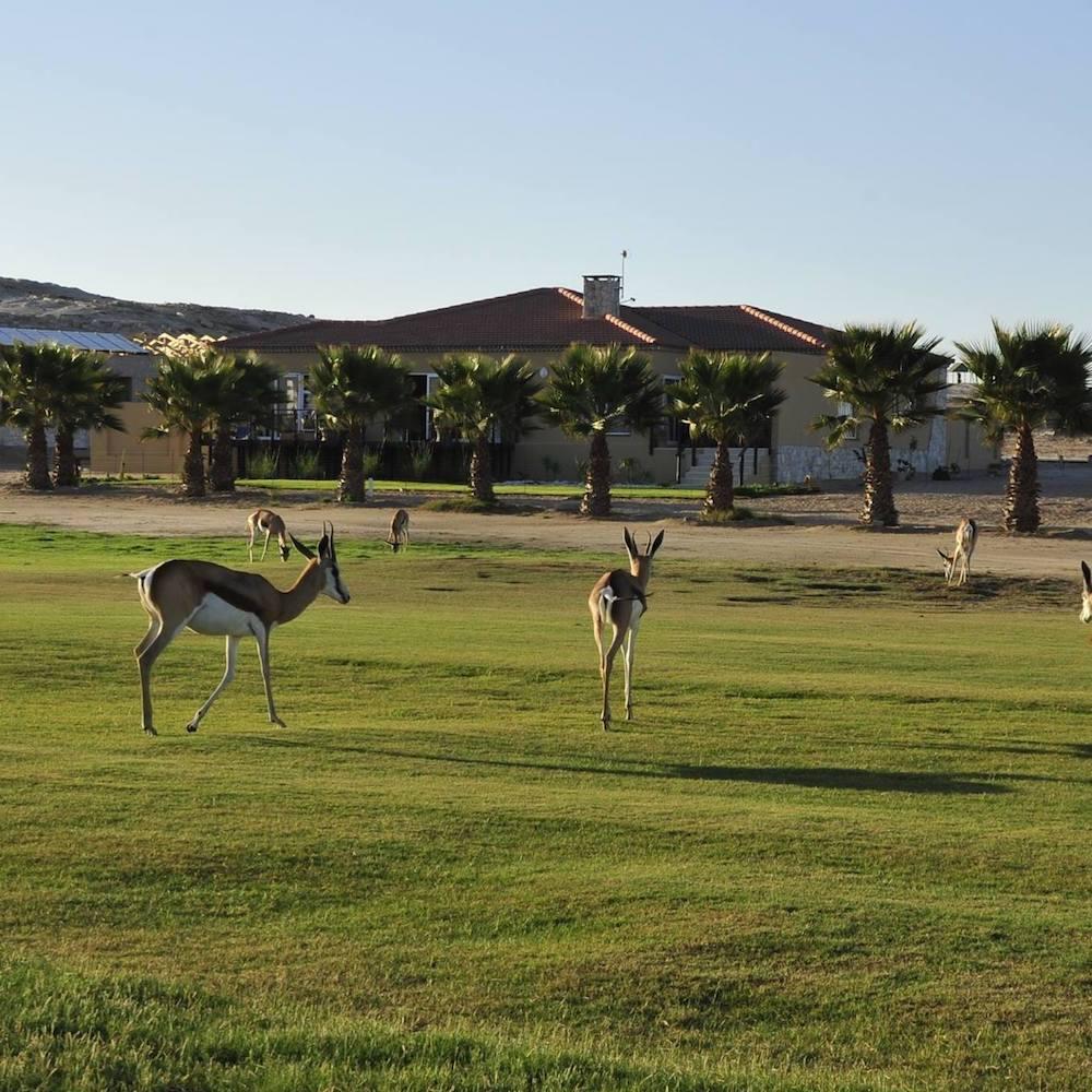 Rössmund Golf course