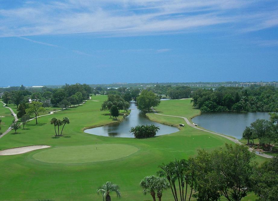 Seminole Lake Country Club, golf in florida