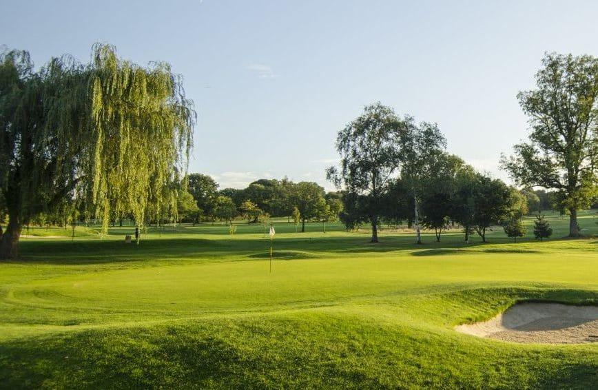 South Herts Golf Club, golf in england