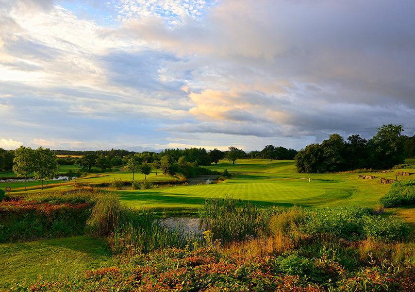 Thorpeness golf club, Suffolk golf