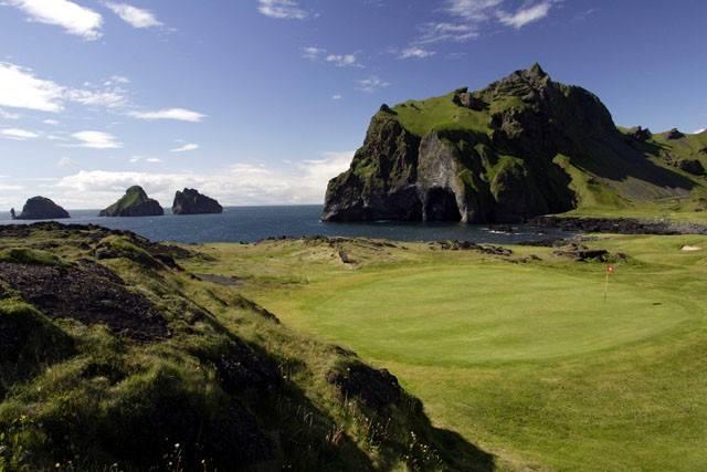 Vestman Island Golf - golfklúbbur Vestmannaeyja