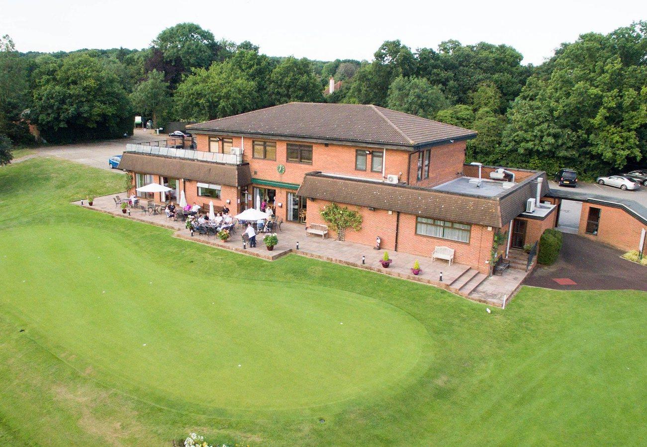 Welwyn Garden City Golf Club Clubhouse Eastofengland England