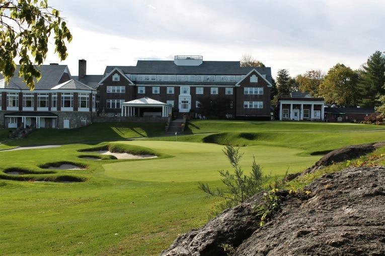 Wykagyl Country Club golf in new york