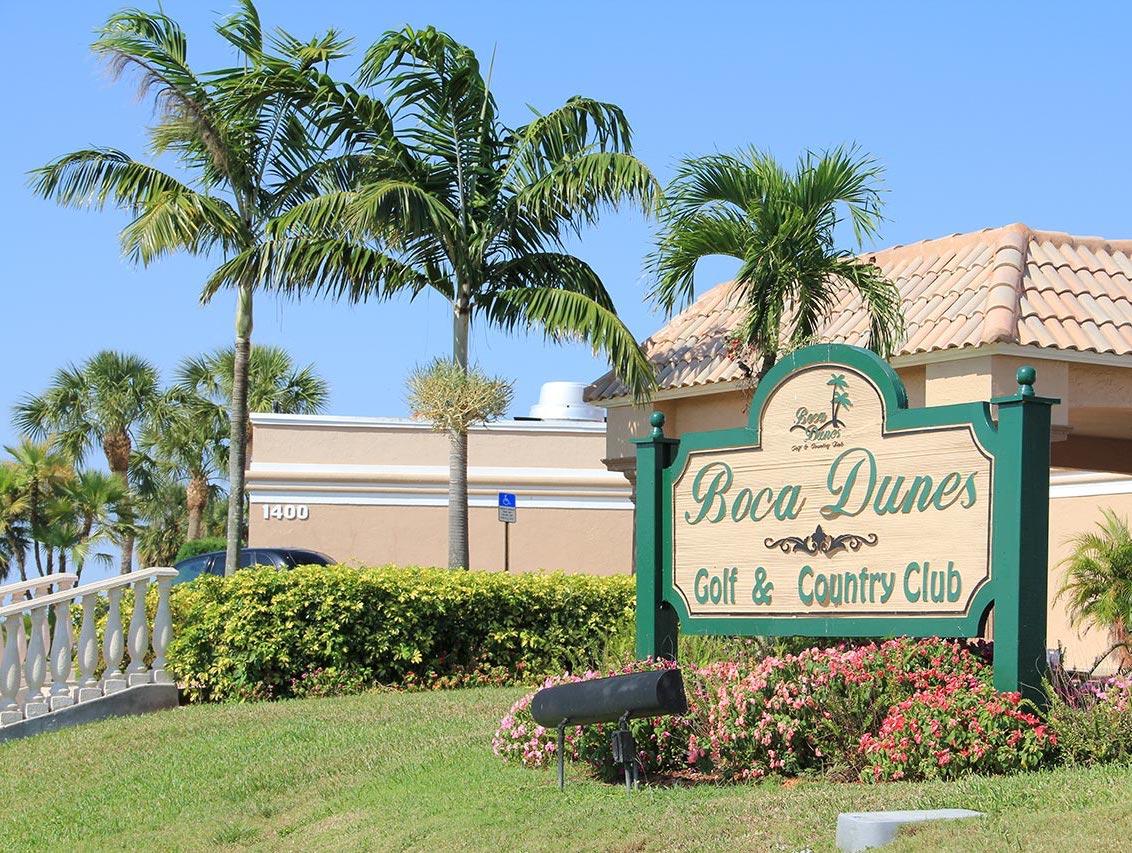 Boca Dunes Golf & Country Club
