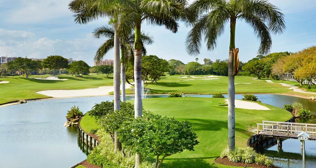 Boca Dunes Golf & Country Club, golf in florida