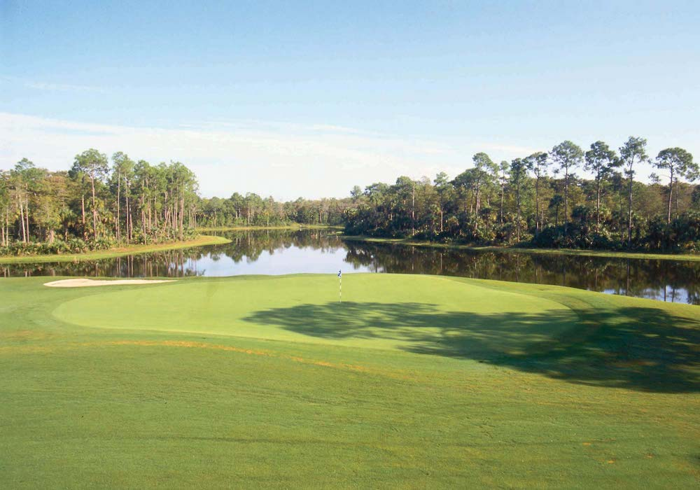 Bonita Bay Club, golf in florida