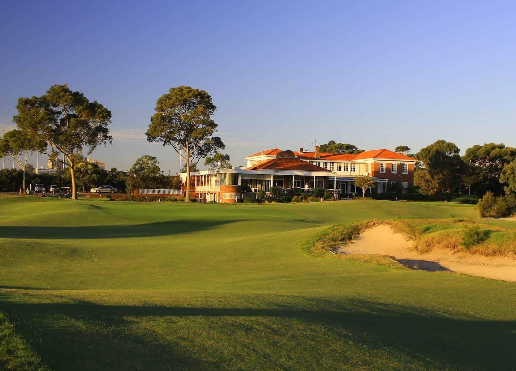 Bonnie Doon Golf Club
