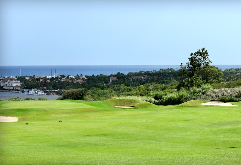 Casa de Campo resort, pete dye