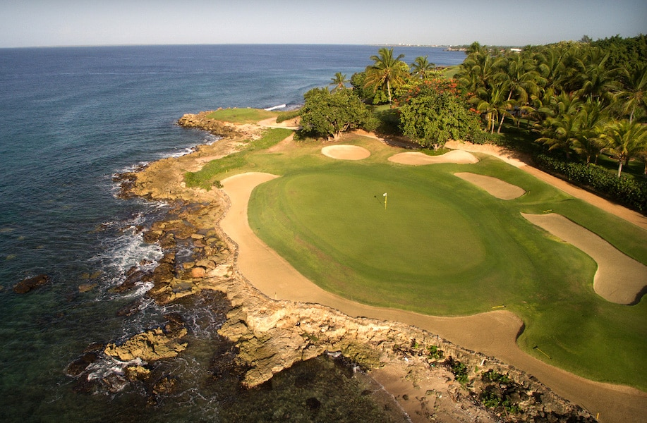 Casa de Campo resort, golf in dominican republic
