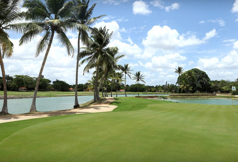 Casa de Campo, golf in dominican republic