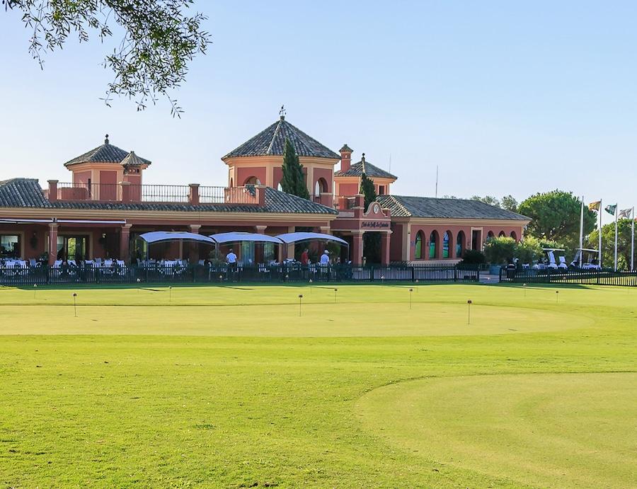 Club de Golf La Cañada, andalusia golf