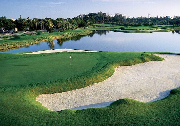 Miami Beach Golf Club, golf in florida public course in florida