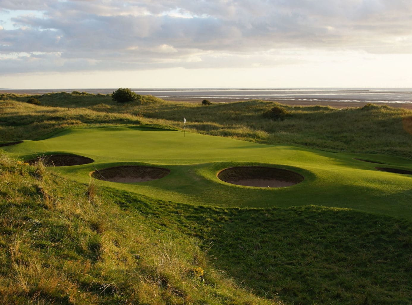 Silloth On Solway Golf Club In Cumbria Golf In England