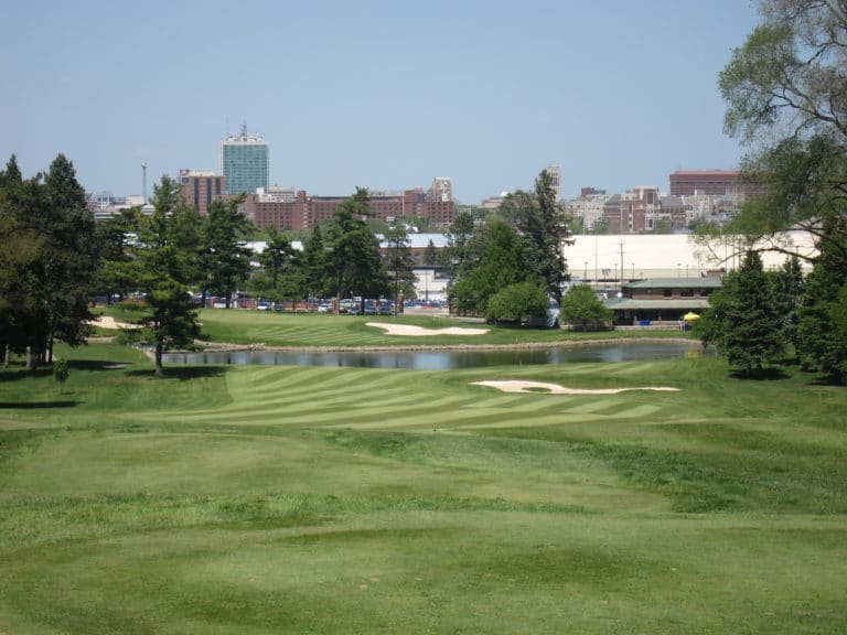 University of Michigan Golf Course