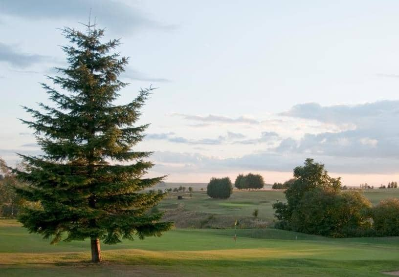 Upavon Golf Club, golf in england