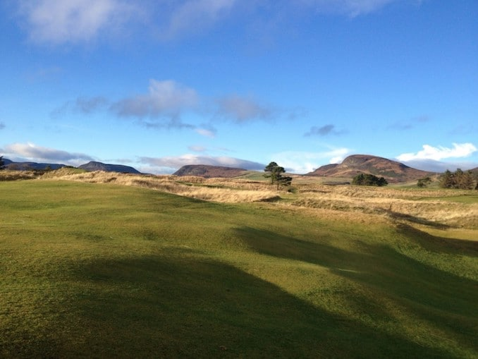 Golspie Golf Club, golf in scotland