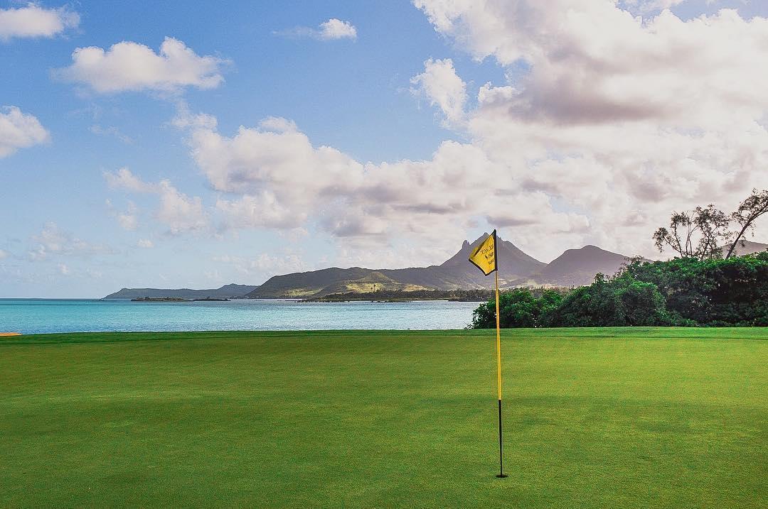 Ile aux Cerfs Golf Club, golf in