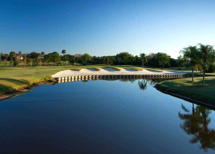 Kingsway Country Club, golf in florida