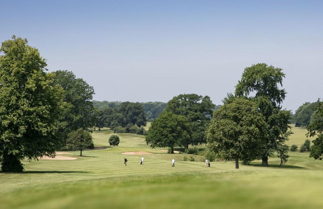 Orchardleigh Golf Club, golf in england