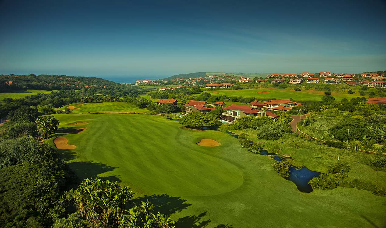 Zimbali Country Club, golf in south africa