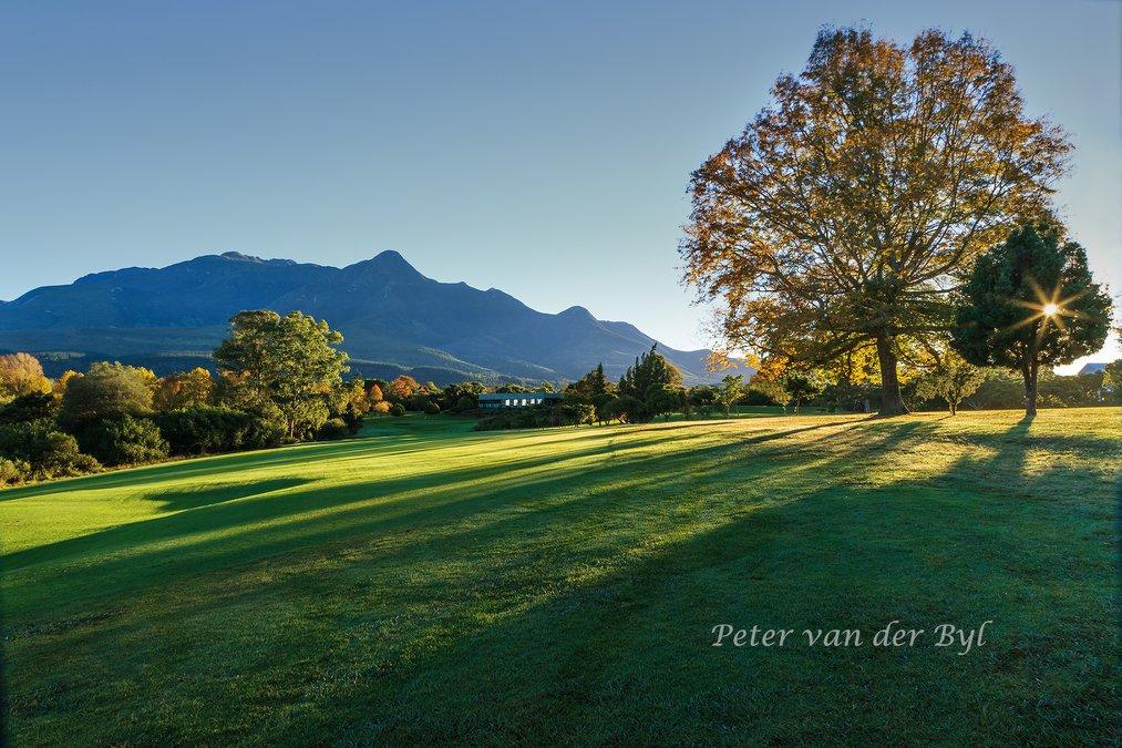 George Golf Club, golf in south africa