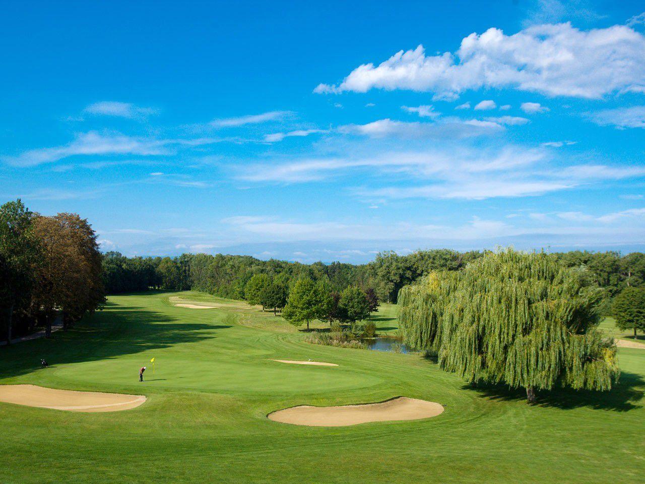 GolfClub schloss Ebreichsdorf, GolfClub Ebreichsdorf