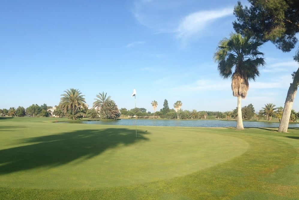 Oliva Nova Beach & Golf Resort, golf in spain