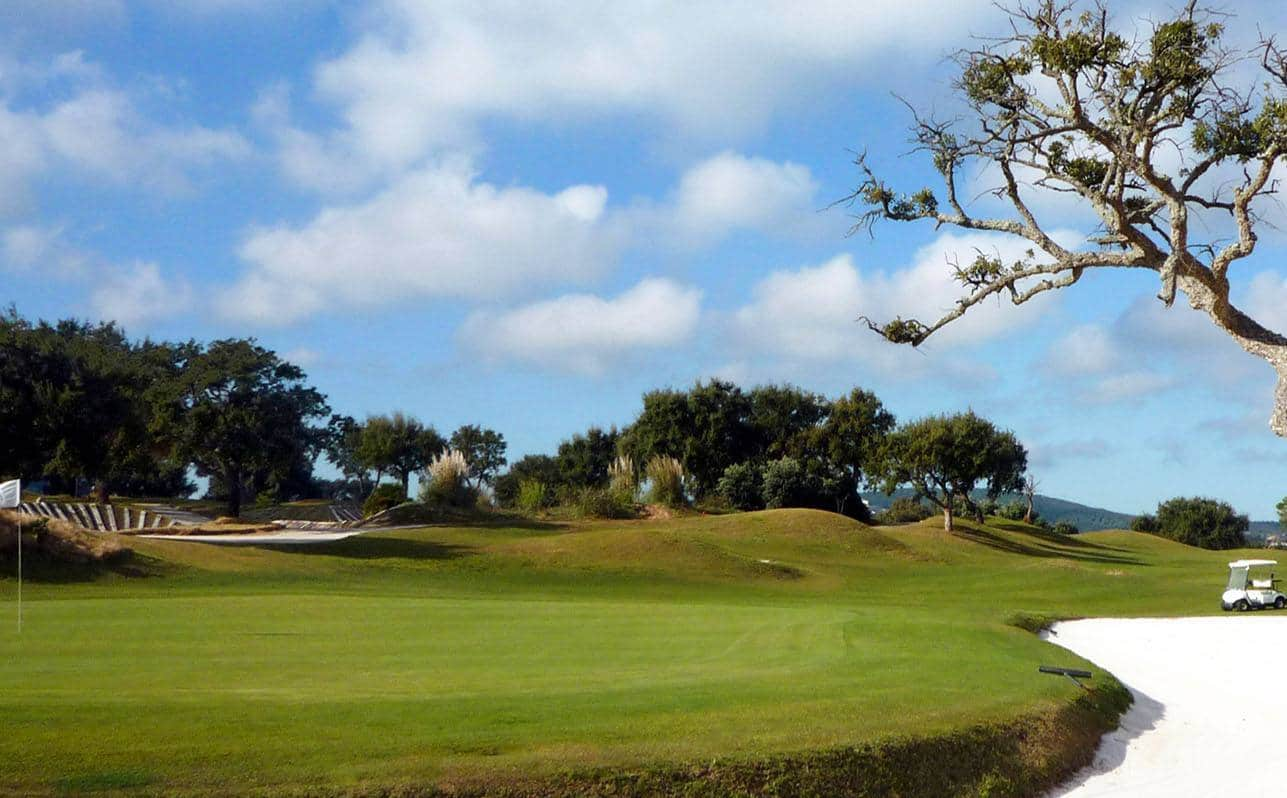 San Roque Golf Club, golf in andalusia