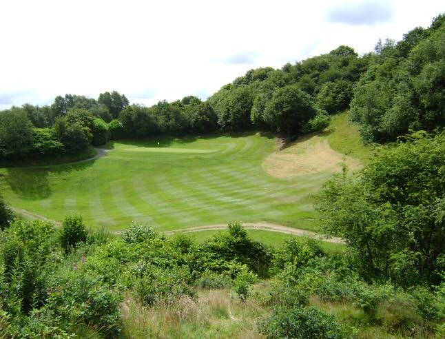 Whitefield Golf Club, golf in england