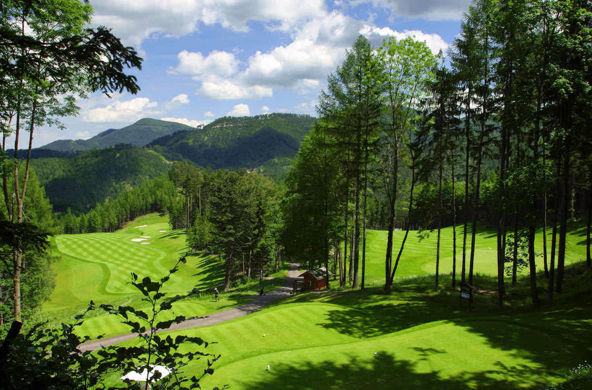 Golf Club Adamstal Franz Wittmann, golf in austria
