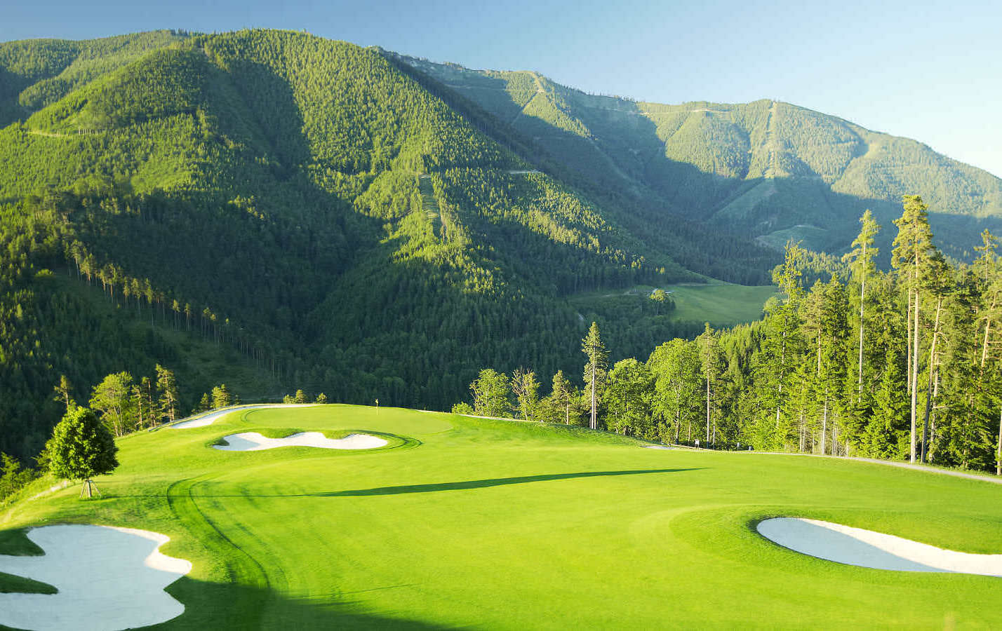 Golf Club Adamstal Franz Wittmann, golf in austria, mountain golf