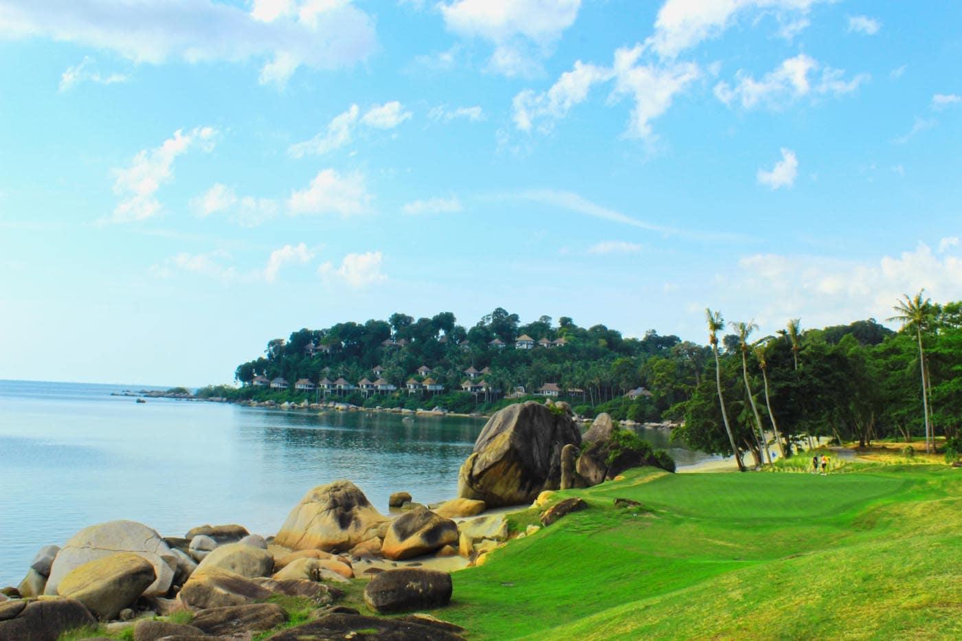 Laguna Golf Bintan, golf in Indonesia