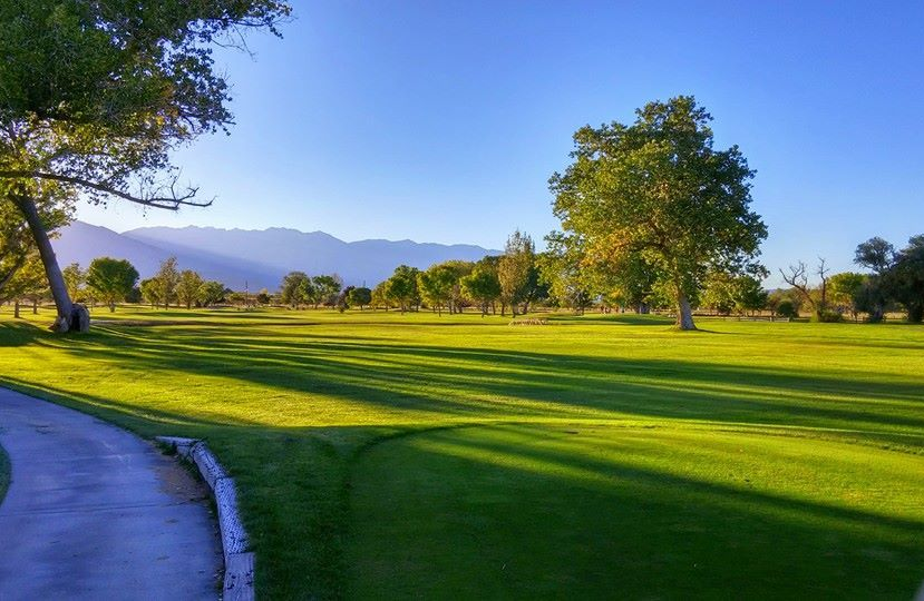 Bishop Country Club, golf in california