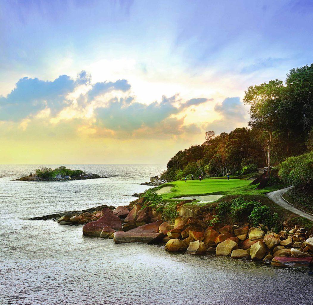 Ria Bintan Golf Club, golf in indonesia