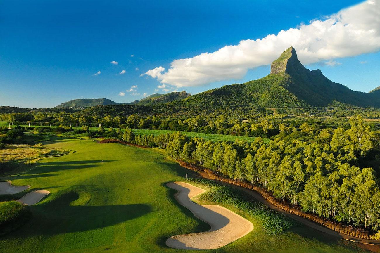 Tamarina Golf - golf in mauritius
