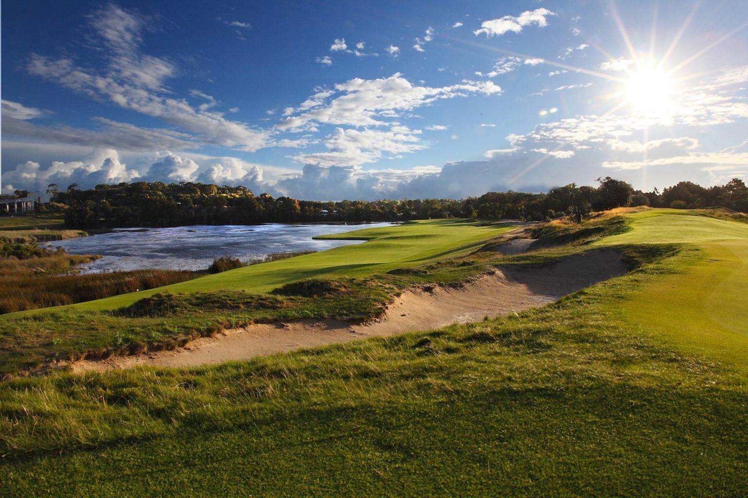The Lakes Golf Club, golf in australia