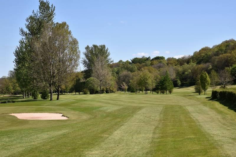 Westwood Golf Club, golf in england