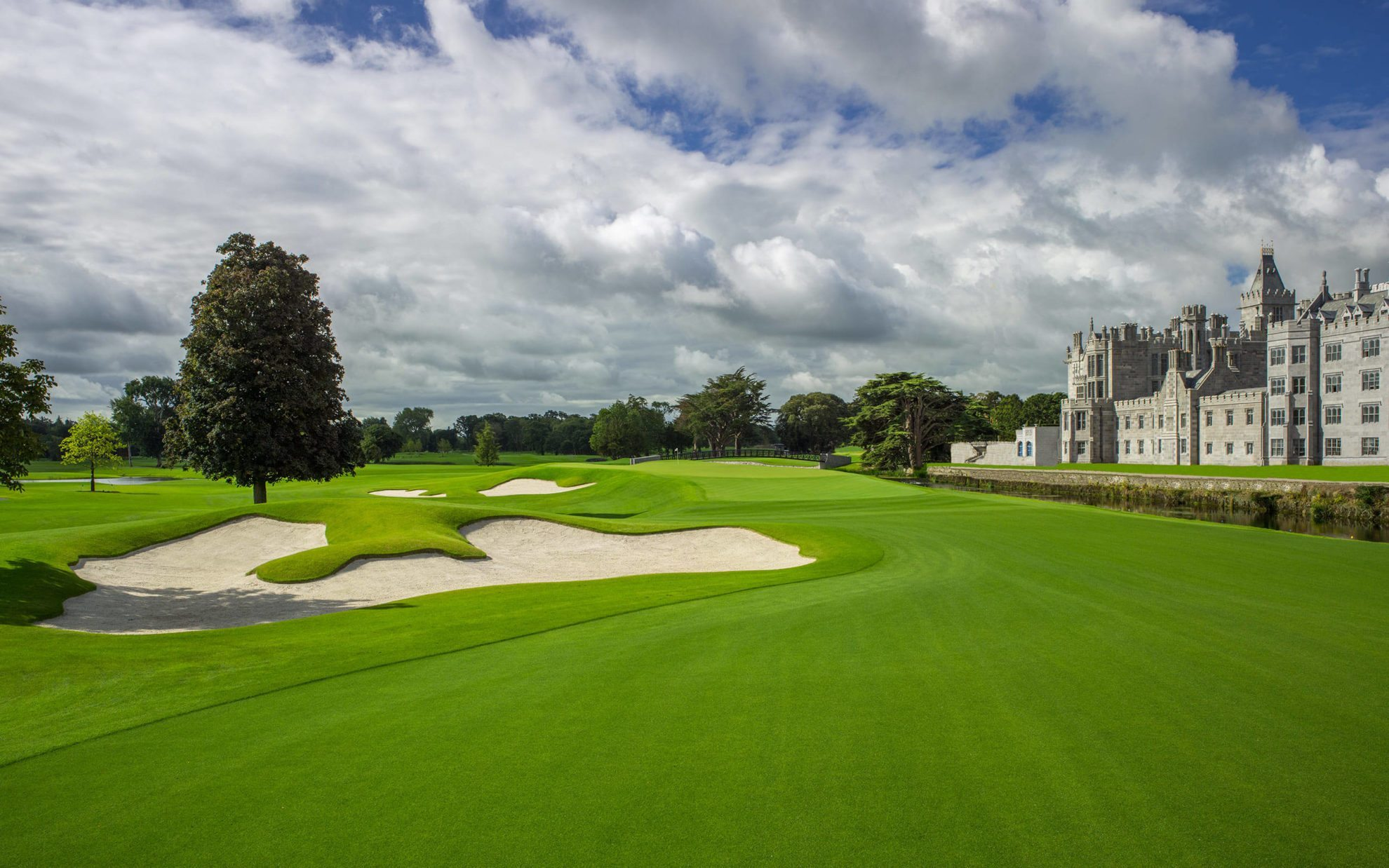 Ryder Cup returns to Ireland for 2026 match at Adare Manor