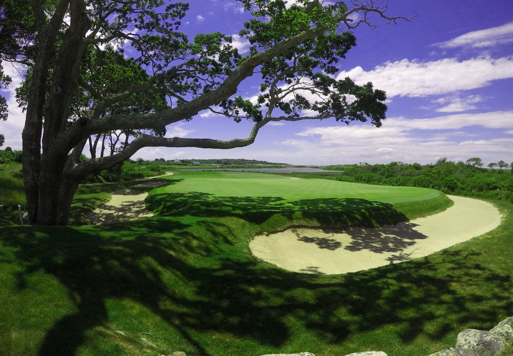 Fishers Island Club - New York - Hole 14th